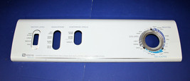 Maytag Washer : Control Panel Cover : White (22003395 / 22003399) {P5104} - $34.64