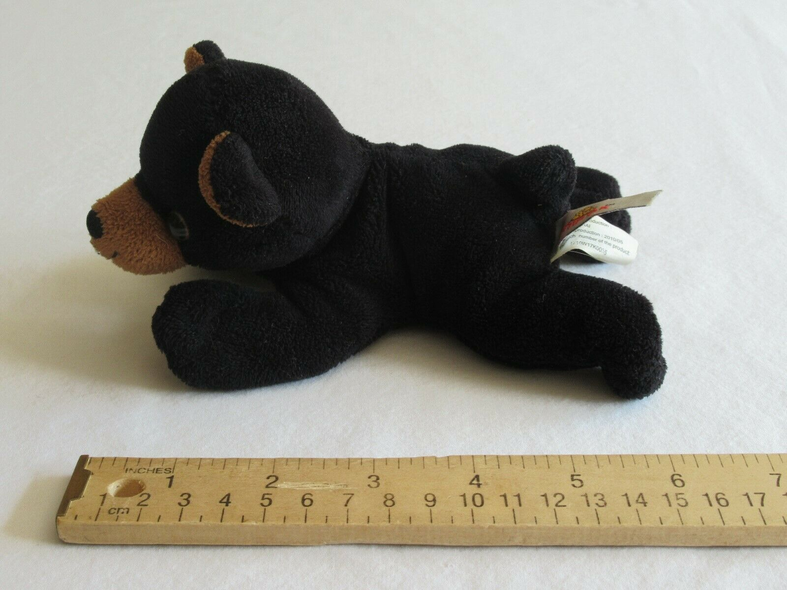 "Unipak Plush Bear 7"" Replacement Part for Treestump Woodland Forest Creature image 5"