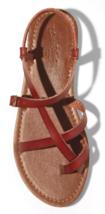Universal Thread Women's Brown Lavinia Toe Wrap Thong Summer Sandal NEW image 3