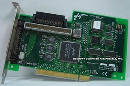 PCI SCSI CONTROLLER 50PIN AND 68PIN QLOGIC PC2010403-09 Free USA Ship Our Drives
