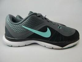 Nike Flex Trainer 6 Größe US 8 M (B) Eu 39 Trainingsschuh Damen Grau 831217-004