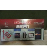 New ESPN Ultimate Sports Fan Edition MONOPOLY-Factory Sealed - $20.00