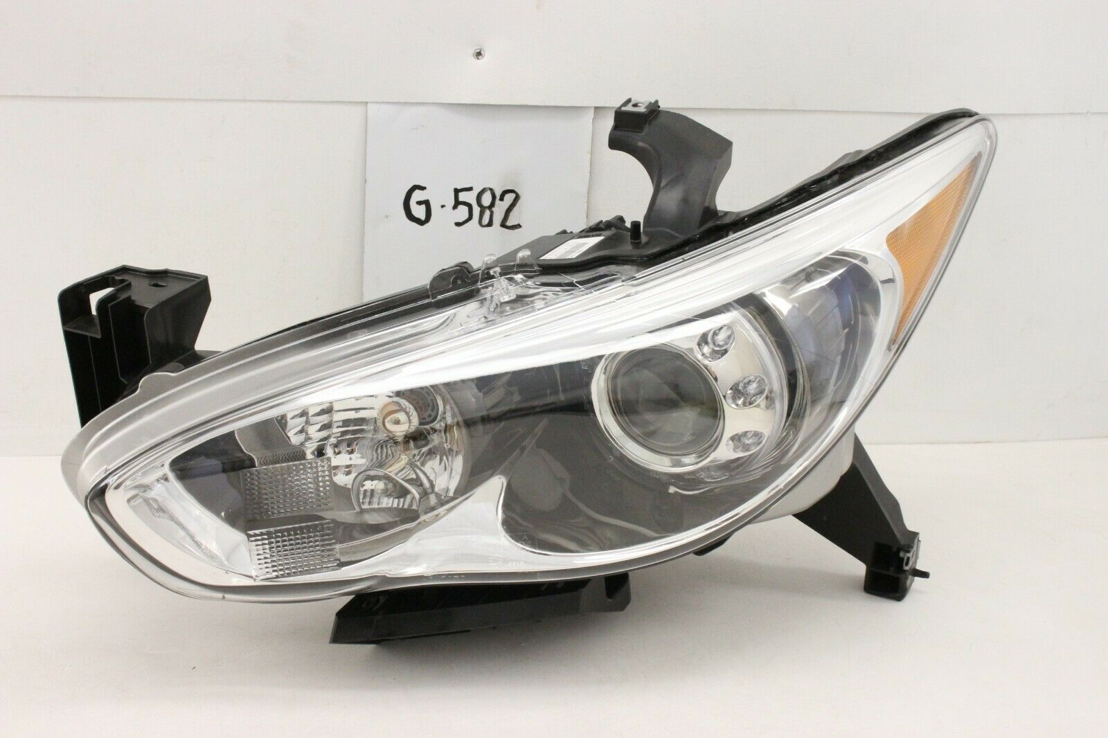 Primary image for NEW OEM HEADLIGHT HEAD LIGHT LAMP HEADLAMP XENON INFINITI JX35 QX60 2013-2015 LH