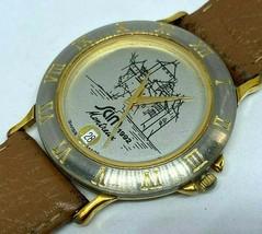 Vintage Montreux SCIM 1992  Men Lady Swiss Analog Quartz Watch Hours~New Battery - $45.59