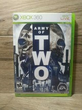 Army of Two Microsoft Xbox 360 - $4.90