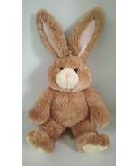 """Build a Bear Bunny Rabbit Easter Tan Plush Stuffed Animal Doll 18"""" Ears ... - $4.89"""