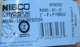 NIBCO NF840XD PC58580LF 2 Inch Lead-Free Ball Valve Full Port image 3