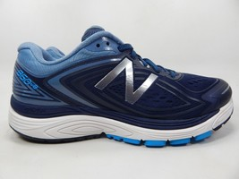 New Balance 860 v8 Size US 8.5 2E WIDE EU 42 Men's Running Shoes Blue M860PP8
