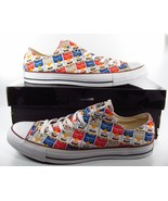 Converse Andy Warhol Chuck Taylor All Star Campbells Soup Can Ox Low Top... - $52.00