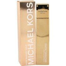 Michael Kors Rose Radiant Gold Perfume 3.4 Oz Eau De Parfum Spray image 3