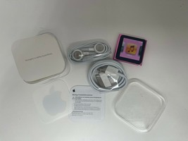 Apple iPod nano 6th Generation 8GB - Pink - $257.39