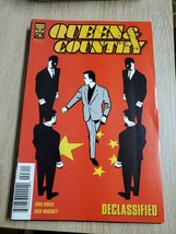 Queen & Country: Declassified Vol. 2 #3 VF 2006 Oni Press Comic Greg Rucka  - $6.29