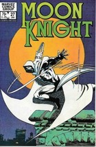 Moon Knight Comic Book #27 Marvel Comics 1983 NEW UNREAD VERY FINE - $9.74