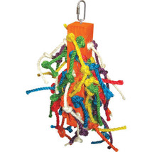 A&E Cage Assorted Happy Beaks Preening Bird Toy 12x16 In 644472990638 - £19.52 GBP