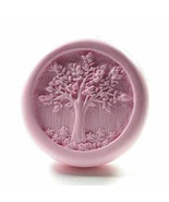 Life Tree Design Silicone Mould Soap Scented Candle Wax Mold for Craft M... - $14.95