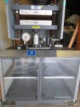 "Carver 75F5778X000 15000 Hydraulic Press Unheated 15x15"" Platens - $4,949.98"