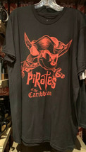 Disney Parks Exclusive Pirates Of The Caribbean T-Shirt Size Small New - $39.19