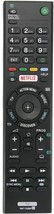 Rmt-Tx200P Replaced Tv Remote Compatible With Sony Tv Kd-55X7000D Kdl-43W800D Kd - $17.99