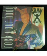 John Sex - Rock Your Body - Dream Records mmd0007 - Sealed - $10.00