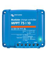 Victron BlueSolar MPPT Charge Controller - 75V - 10AMP  SCC010010050R - $89.95