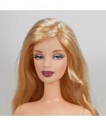 Jude Deveraux Barbie Collector Doll Long Blonde Hair 2003 - $44.54