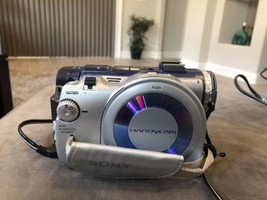 Sony DCR-DVD300 NTSC   Video Camera - $10.00