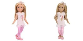 "Glitter Girls Lacy Doll by Battat - 14"" Fashion – Toys, Clothes &...  - $29.45"
