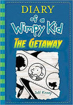 Diary of a Wimpy Kid:  The Getaway - $8.99