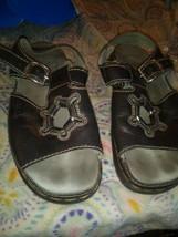 Dr Marten Sandals Mens 9 Eu 42. Made In England - $34.54