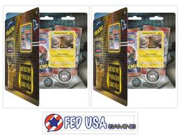 Pokemon TCG Detective Pikachu Case File 2 Boxes 6 Booster Packs + Promos - $19.97