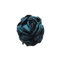 Fashion Verisimilitude ROSE Jaw Clip Hair Styling Claws, 3.1 inches, BLU... - $440,01 MXN