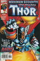 Thor (Vol. 2) #30 VG; Marvel   low grade comic - save on shipping - deta... - $1.50