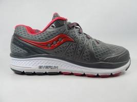 Saucony Echelon 6 Size US 8.5 M (B) EU 40 Women's Running Shoes Grey S10384-1 - $48.80