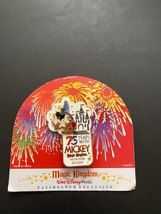 Walt Disney World 3D Disney Pin 75 Years With Mickey Mouse Magic Kingdom... - $9.99