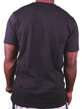 Omit Mens Black American Freedom Stone Eagle Crest T-Shirt NWT image 2