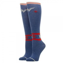Wonder Woman Movie Dc Comics Knee High Socks - $10.95