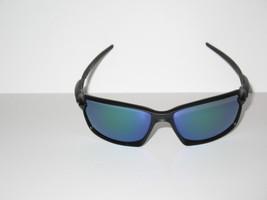 Oakley Carbon Shift Sunglasses  Matte Black/ Jade Iridium OO9302-07 - $175.00
