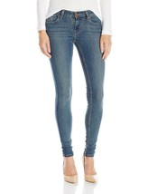 New Levi's 535 Women's Premium Super Skinny Jeans Leggings Mid Roast 119970260