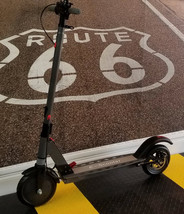 M8 Electric Folding Scooter 36v 250w Lithium Battery 18 Miles on Full Charge image 8