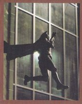 Batman Begins Movie Single Album Sticker #121 NON-SPORTS 2005 Upper Deck - $1.00