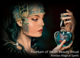 FOUNTAIN OF YOUTH BEAUTY ROMANIAN RITUAL ... Turn back time... - $47.99