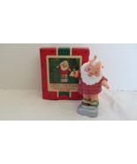 Christmas Hallmark Keepsake 1986 Tipping The Scales Ornament - $6.79