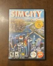 SimCity PC DVD Windows, 2013 EA Sim City - Free Shipping! - $13.00