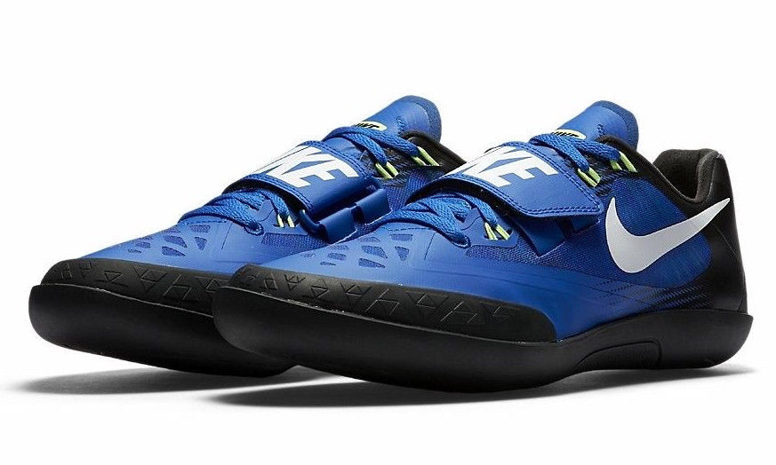 pretty nice 42c6d 87152 NIKE ZOOM RIVAL SD 4 TRACK   FIELD SHOT PUT DISCUSS SIZE 11.5 NEW