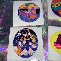 Vintage Lisa Frank Very Early Designs Sticker Mods 17 Stickers image 4