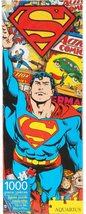 Superman Retro DC 1000 pieces puzzle Aquarius image 3