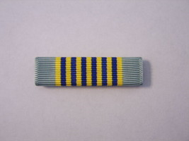 USAF AIRMANS MEDAL RIBBON BAR FOR HEROIC ACTIONS:K7 - $5.60