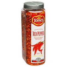 Tone's Crushed Red Pepper - 13.5 oz. shaker (4 Pack) - $41.57