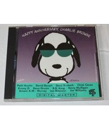 Happy Anniversary, Charlie Brown! by Various Artists CD 1989 GRP Records - $13.06