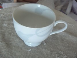 Mikasa cup (Classic Flair Gray) 4 available - $2.52